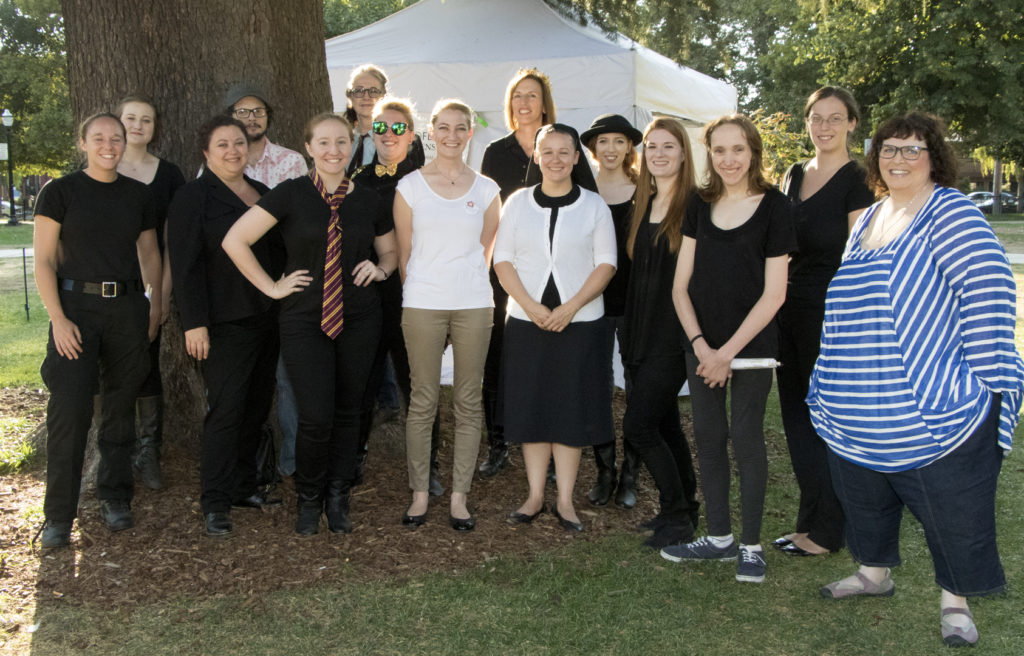 Cast of Measure for Measure