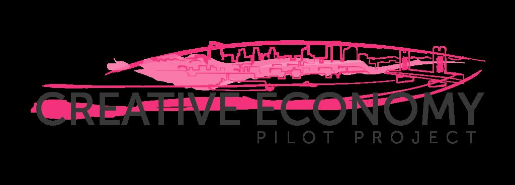 Creative Economy Pilot Project logo