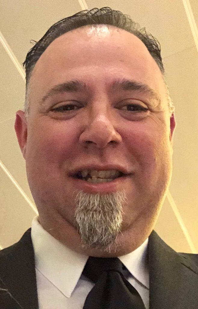 Headshot of board member